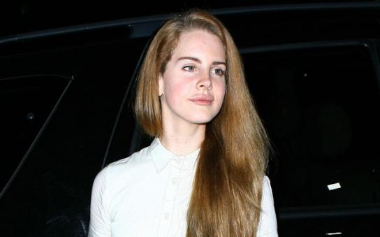 Lna Del Rey no makeup