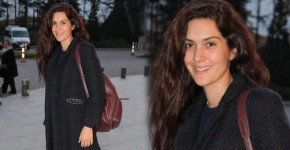 Berguzar Korel without makeup - Berguzar Korel Makyajsız