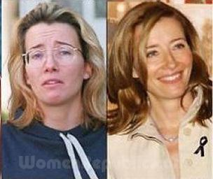 Emma Thompson glasses
