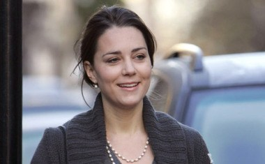 Kate Middleton no makeup