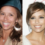 Eva Longoria without makeup