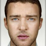 Justin Timberlake without makeup