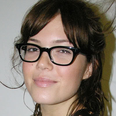 Mandy Moore no makeup