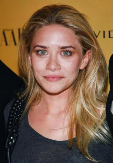 Ashley Olsen without makeup