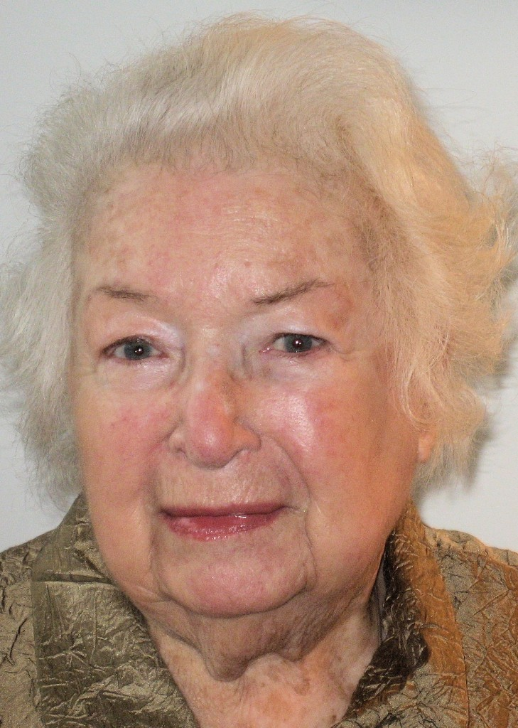 Betty White without makeup