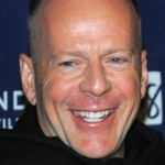Bruce Willis without makeup