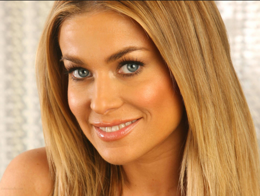 Carmen Electra without makeup