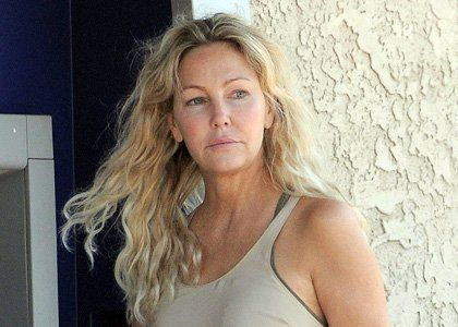 Heather Locklear no makeup