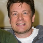 Jamie Oliver without makeup