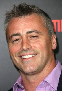 Matt LeBlanc no makeup