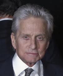 Michael Douglas no makeup