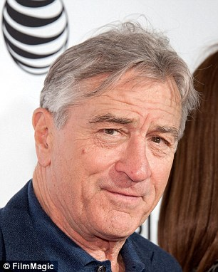 Robert De Niro no makeup