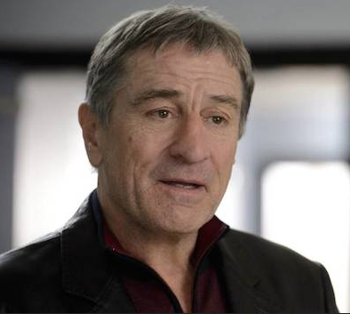 Robert De Niro without make up