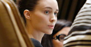 Rooney Mara without make up