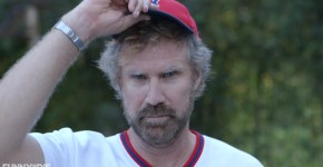 Will Ferrell no makeup