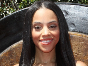 Bianca Lawson without make up