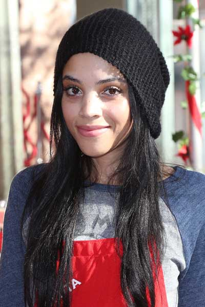 Bianca Lawson without makeup