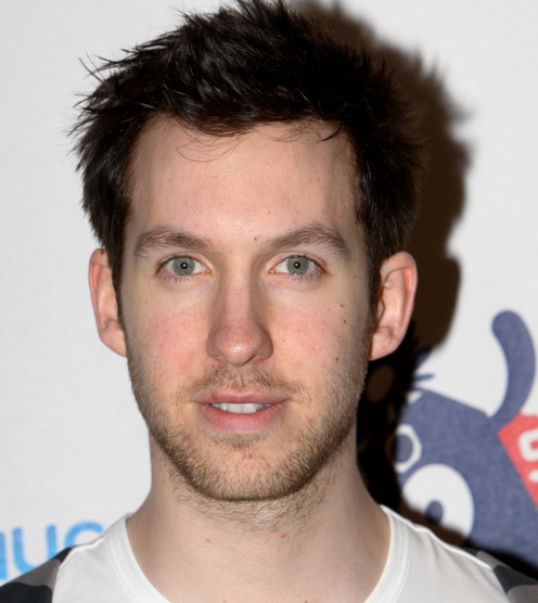Calvin Harris no makeup