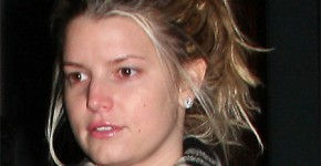 Jessica simpson without make up