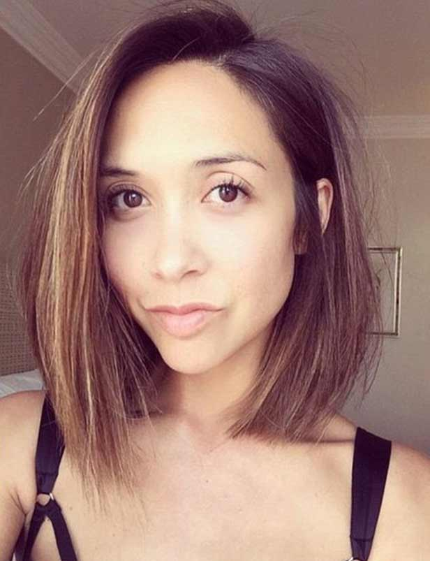 Myleene Klass without makeup