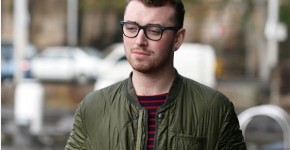 Sam Smith without makeup