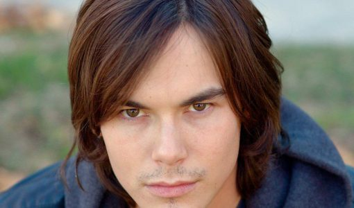 Tyler Blackburn without makeup