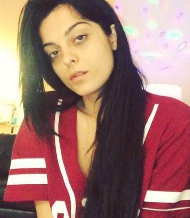 Bebe Rexha without makeup
