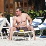 Matt Damon without makeup