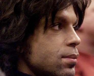 Prince without makeup